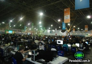 Campus Party Brasil 2012